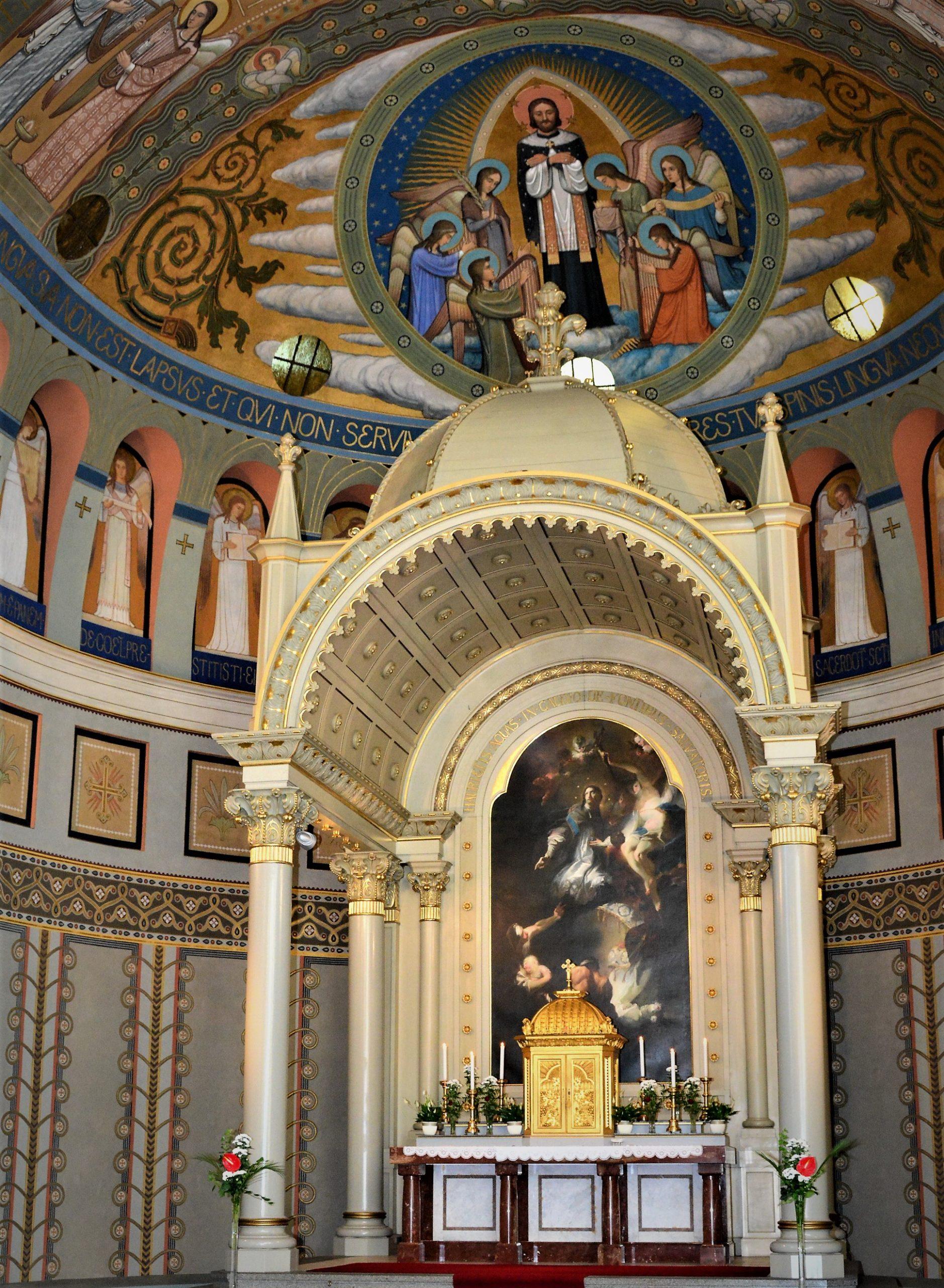 farnost sv. Jana Nepomuckého